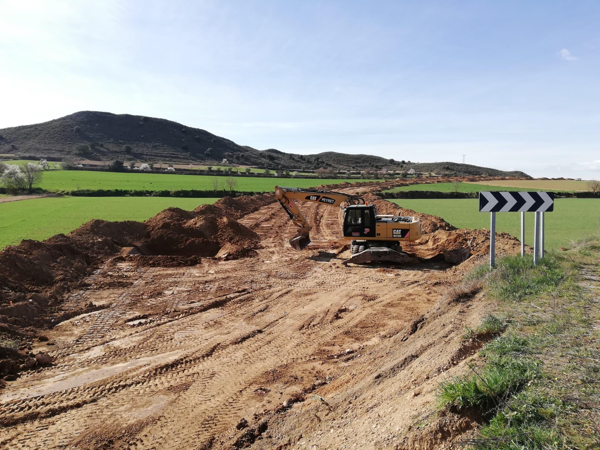 excavación de valle - peyret